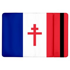 Flag Of Free France (1940 1944) Ipad Air Flip