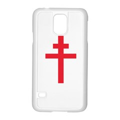 Flag Of Free France (1940 1944) Samsung Galaxy S5 Case (white)