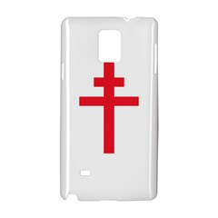 Flag of Free France (1940-1944) Samsung Galaxy Note 4 Hardshell Case