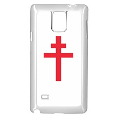 Flag of Free France (1940-1944) Samsung Galaxy Note 4 Case (White)
