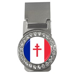 Flag of Free France (1940-1944) Money Clips (CZ)