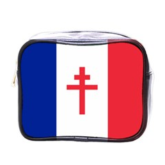 Flag Of Free France (1940 1944) Mini Toiletries Bags
