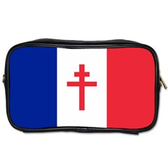 Flag Of Free France (1940 1944) Toiletries Bags