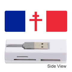 Flag Of Free France (1940 1944) Memory Card Reader (stick)