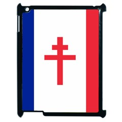 Flag of Free France (1940-1944) Apple iPad 2 Case (Black)