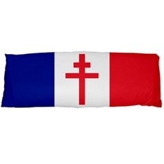 Flag Of Free France (1940 1944) Body Pillow Case Dakimakura (two Sides)