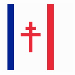 Flag of Free France (1940-1944) Large Garden Flag (Two Sides)