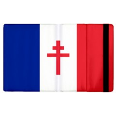 Flag Of Free France (1940 1944) Apple Ipad 3/4 Flip Case