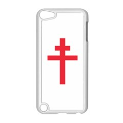 Flag Of Free France (1940 1944) Apple Ipod Touch 5 Case (white)