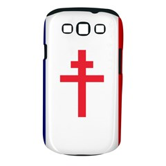 Flag Of Free France (1940 1944) Samsung Galaxy S Iii Classic Hardshell Case (pc+silicone)