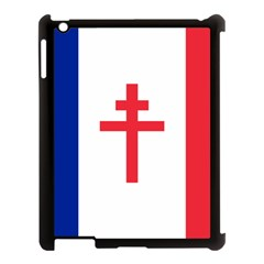 Flag Of Free France (1940 1944) Apple Ipad 3/4 Case (black)
