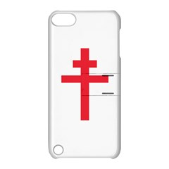 Flag of Free France (1940-1944) Apple iPod Touch 5 Hardshell Case with Stand