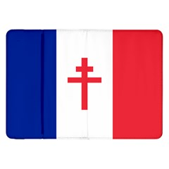 Flag Of Free France (1940 1944) Samsung Galaxy Tab 8 9  P7300 Flip Case