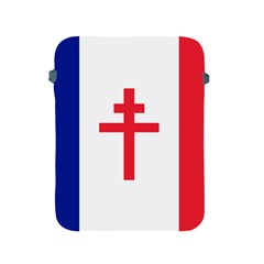 Flag Of Free France (1940 1944) Apple Ipad 2/3/4 Protective Soft Cases