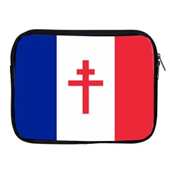 Flag Of Free France (1940 1944) Apple Ipad 2/3/4 Zipper Cases