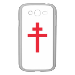 Flag Of Free France (1940 1944) Samsung Galaxy Grand Duos I9082 Case (white)