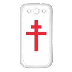 Flag Of Free France (1940 1944) Samsung Galaxy S3 Back Case (white)