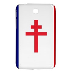 Flag Of Free France (1940 1944) Samsung Galaxy Tab 3 (7 ) P3200 Hardshell Case