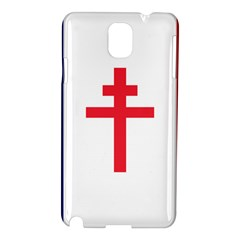 Flag Of Free France (1940 1944) Samsung Galaxy Note 3 N9005 Hardshell Case