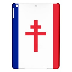 Flag of Free France (1940-1944) iPad Air Hardshell Cases