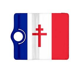 Flag Of Free France (1940 1944) Kindle Fire Hdx 8 9  Flip 360 Case