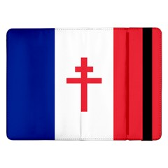 Flag Of Free France (1940 1944) Samsung Galaxy Tab Pro 12 2  Flip Case