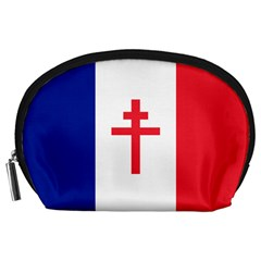 Flag Of Free France (1940 1944) Accessory Pouches (large)