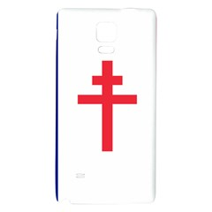 Flag Of Free France (1940 1944) Galaxy Note 4 Back Case