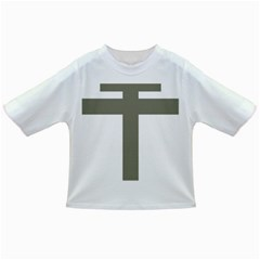 Cross Of Loraine Infant/toddler T Shirts