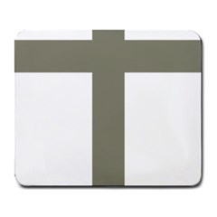 Cross Of Loraine Large Mousepads