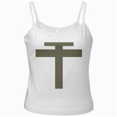 Cross Of Loraine Ladies Camisoles