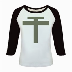 Cross of Loraine Kids Baseball Jerseys