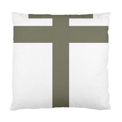 Cross of Loraine Standard Cushion Case (One Side)