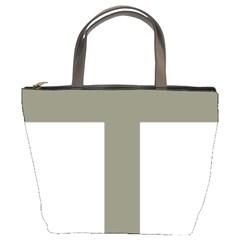 Cross Of Loraine Bucket Bags
