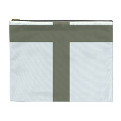 Cross Of Loraine Cosmetic Bag (xl)