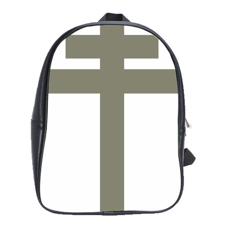 Cross of Loraine School Bags(Large)