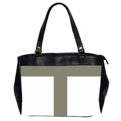 Cross of Loraine Office Handbags (2 Sides)