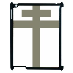 Cross Of Loraine Apple Ipad 2 Case (black)