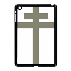 Cross Of Loraine Apple Ipad Mini Case (black)