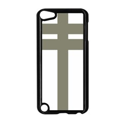 Cross of Loraine Apple iPod Touch 5 Case (Black)