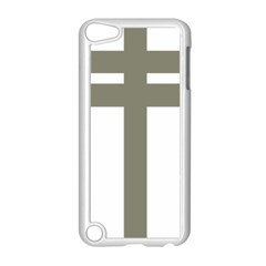 Cross Of Loraine Apple Ipod Touch 5 Case (white)