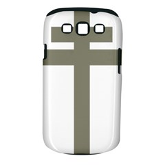 Cross Of Loraine Samsung Galaxy S Iii Classic Hardshell Case (pc+silicone)