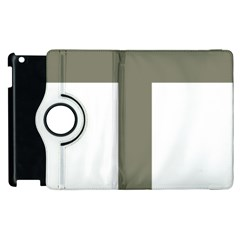 Cross Of Loraine Apple Ipad 3/4 Flip 360 Case