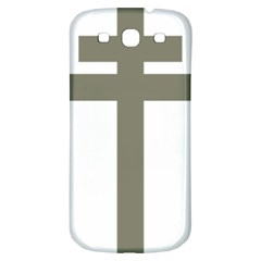 Cross of Loraine Samsung Galaxy S3 S III Classic Hardshell Back Case