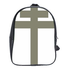 Cross Of Loraine School Bags (xl)