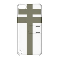 Cross Of Loraine Apple Ipod Touch 5 Hardshell Case With Stand