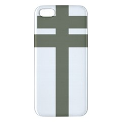Cross Of Loraine Apple Iphone 5 Premium Hardshell Case