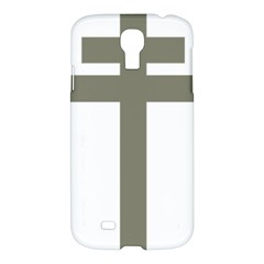Cross Of Loraine Samsung Galaxy S4 I9500/i9505 Hardshell Case