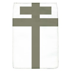 Cross Of Loraine Flap Covers (l)