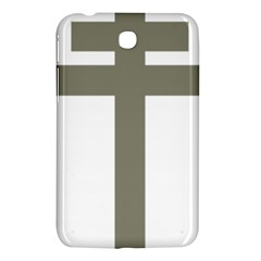 Cross Of Loraine Samsung Galaxy Tab 3 (7 ) P3200 Hardshell Case